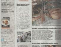 Sydney Morning Herald, Good Living, Short Black 16 August 2011