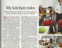 The Australian Magazine 'My Kitchen Rules'