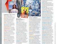Belle Magazine Australia, March 2012