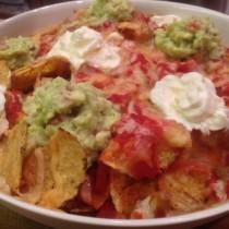nachos plain