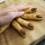 Halloween Pretzel Fingers
