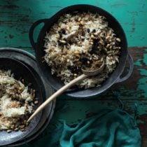 Israeli rice pilaf
