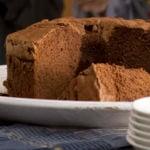 chocolate chiffon cake mardi gras celebration let's rise