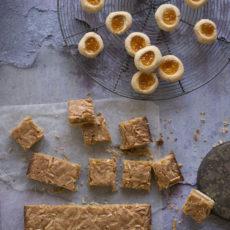 almond slices jam biscuits cookies passover