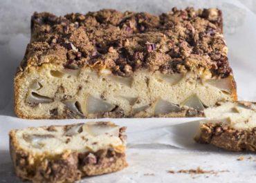 Leah Koenig's Passover Pear Cake