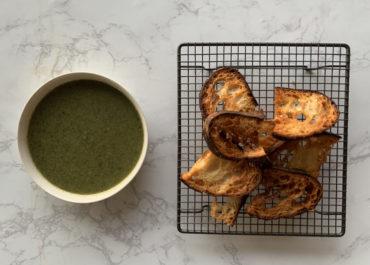 MMCC Winter Recipes: Green Soup