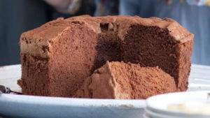 Chocolate Chiffon Cake Class